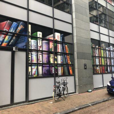Boekenkast Amsterdam