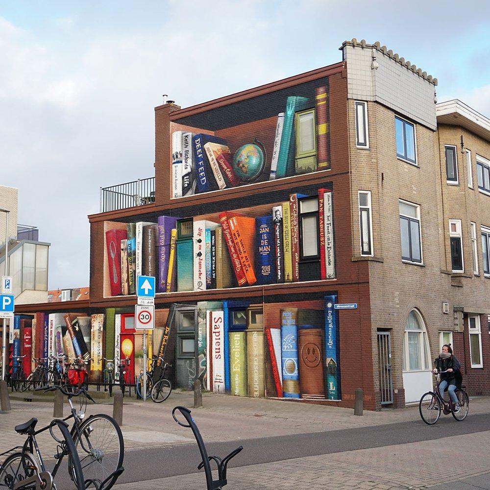 Boekenkast Utrecht