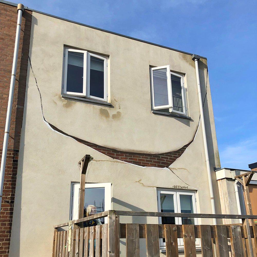 Lachend Huis
