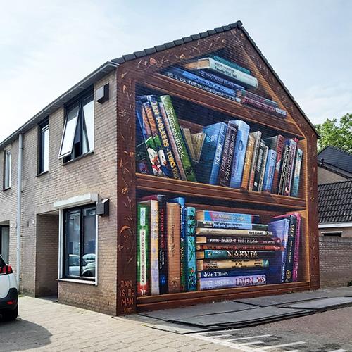 Boekenkast Tilburg