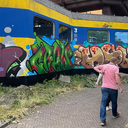 Trein Tilburg